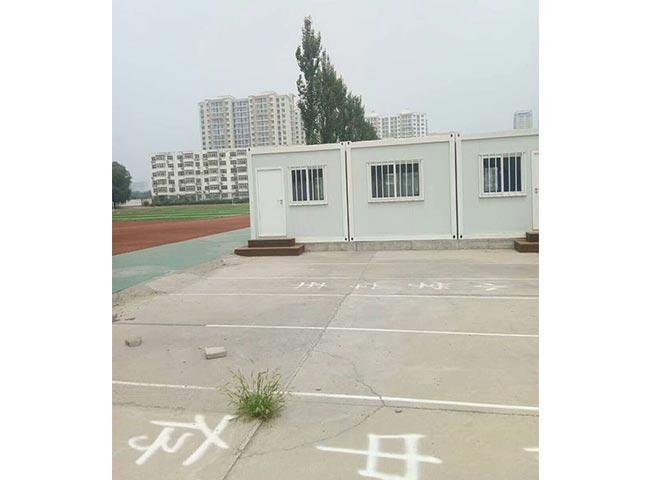 多箱组合学校用房