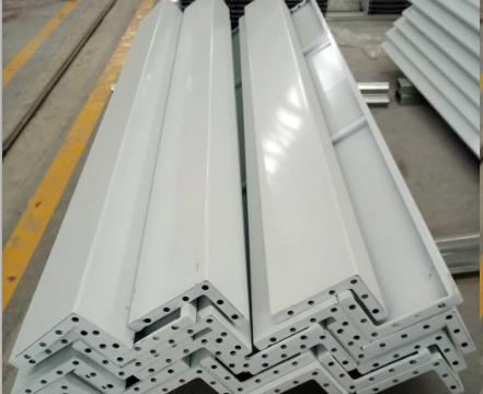 立柱 优质镀锌钢板 210×