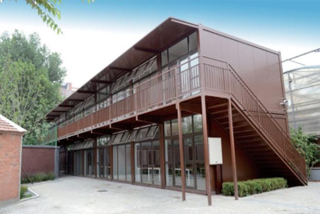 湖北集成房屋工程案例